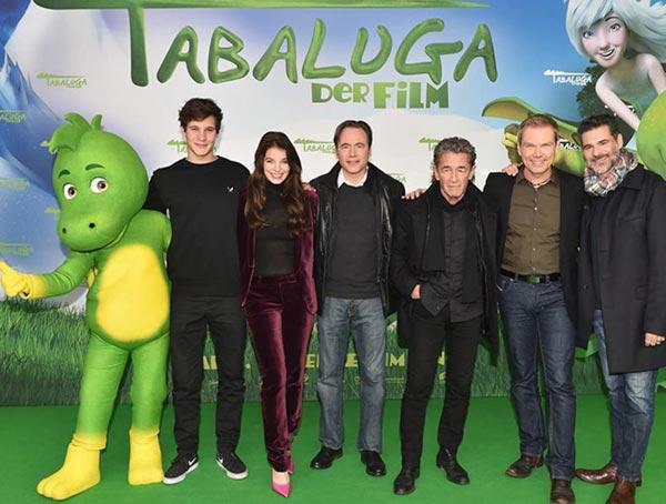 Kostümgestaltung für Peter Maffay und Tabaluga - Der Film