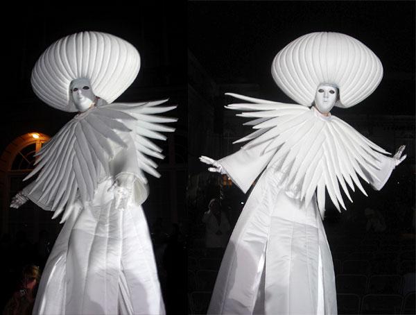 Kostümdesign und Produktion für Cirque Classic